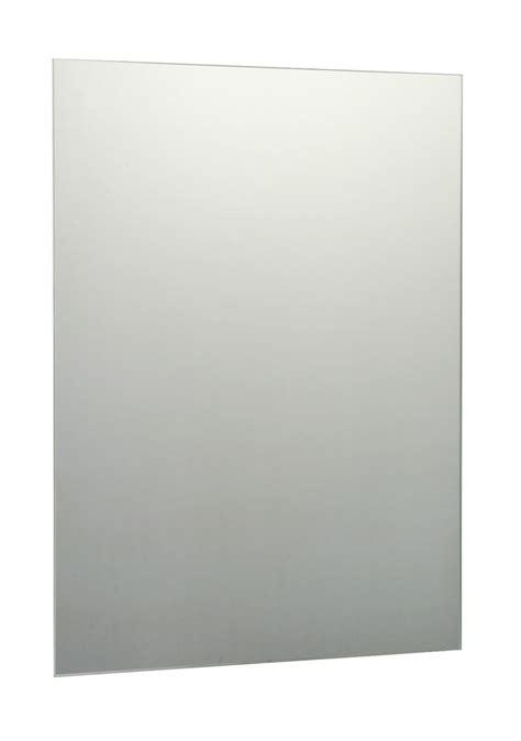 frameless bathroom mirrors uk plain frameless unframed bathroom mirror silver mirror