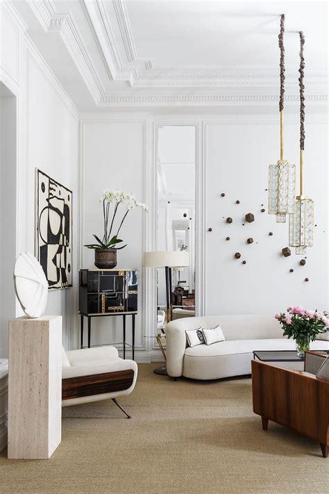 印际 Leyla Uluhanli 莫斯科Hanli Home品牌精品店 in 2020 French country living room Country living room Modern interior design