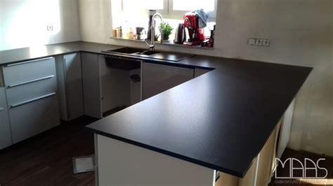 Ludwigsburg Ikea Küche Mit Granit Arbeitsplatten Devil Black
