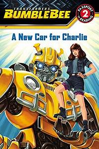 Transformers  Bumblebee Movie Adaptation Junior Novel Cover Images Revealed