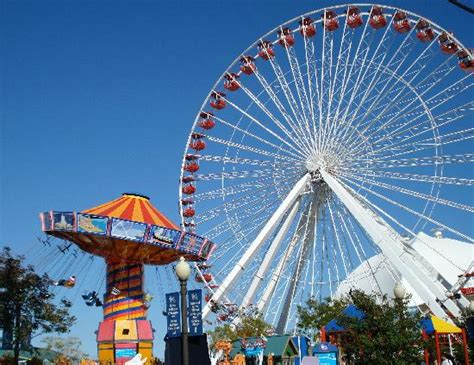 Boat Rides At Navy Pier by Rides At Navy Pier Picture Of Navy Pier Chicago