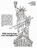 Liberty Statue Coloring Pages Coloringbook Books Printable History Cliparts Sheets Manufacturer Really Inc Statueofliberty Getcoloringpages sketch template