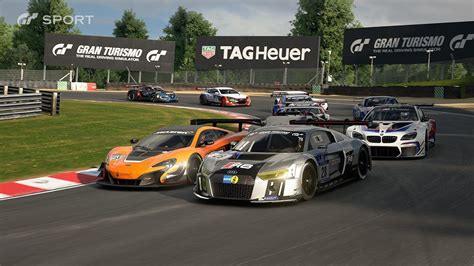 Gran Turismo Sport by Gran Turismo Sport And Tag Heuer Partnership Announced