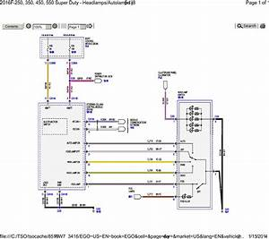 2019 F350 Upfitter Switch Wiring Diagram
