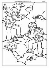 Coloring Pages Climbing Rock Stellaluna Climber Wall Mountain Template Getdrawings Activities Printable Cartoon Getcolorings Misc Crafts sketch template