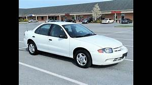 2003 Chevy Cavalier Review  Start Up And Full Tour