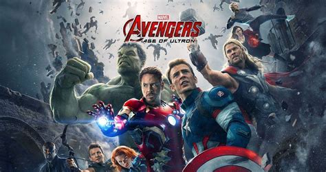 Avengers Age Of Ultron Wallpapers  Wallpaper Cave