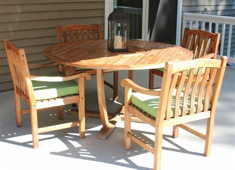cleaning sealing outdoor teak furniture paint