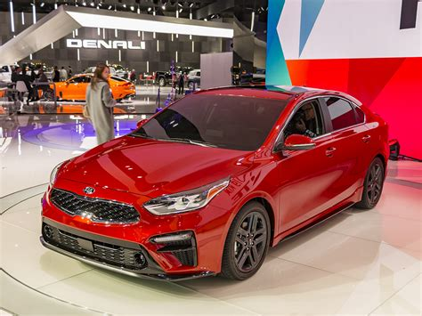 2019 Kia Forte Revealed, Review, Price, Specs, Release