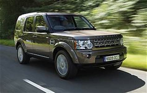 car reviews land rover discovery   tdv hse  aa