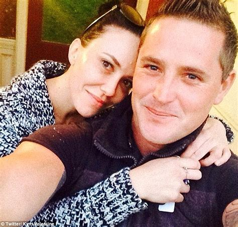 jane valentine actress neighbours kym valentine and her afl fiance trent croad