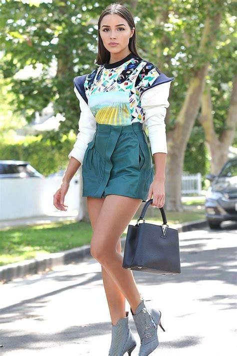 Top - Wheretoget   Fashion, Olivia culpo style, Outfits