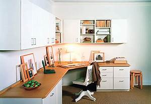 decoration bureau de travail maison With idee deco bureau maison