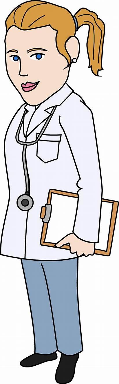 Doctor Clip Clipart Doctors Physician Transparent Cliparts