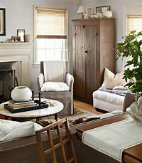 neutral living room Beautiful Neutral Rooms | The Painted Hive