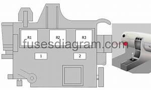 Fuse Box Diagram Audi A6  C7