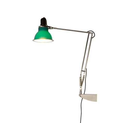 anglepoise 31314 type 1228 wall mounted adjustable light anglepoise 31314 type 1228 wall mounted adjustable light in mid green anglepoise from the home