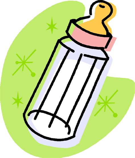 Cartoon Pictures Of Baby Bottles - Cliparts.co