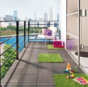 Quel Revetement Pour Une Terrasse : quel rev tement de sol pour le balcon lorraine magazine ~ Zukunftsfamilie.com Idées de Décoration