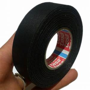 Tesa 51025 19mm X 25m  Adhesive Cloth Fabric Tape Cable
