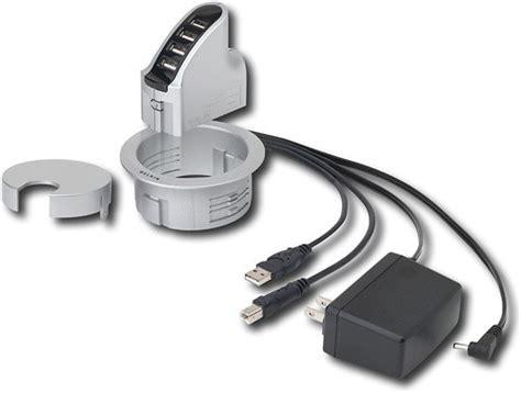 belkin in desk usb hub belkin international inc f5u201 kit best buy