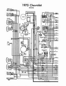 Wiring Diagram 1973 Corvette