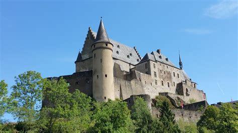 Free photo: Vianden, Castle, Luxembourg   Free Image on Pixabay   1137019