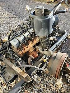Cummins 5 9l Engine For A 1994 Ford F800 For Sale
