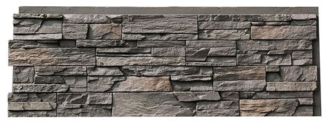 ledge stone panel usa nextstone faux polyurethane country ledgestone panel appalachian gray walmart