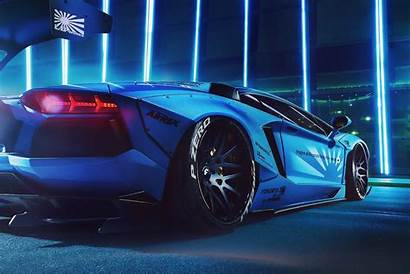 Lamborghini Aventador Wallpapers Modified Liberty Walk Cars