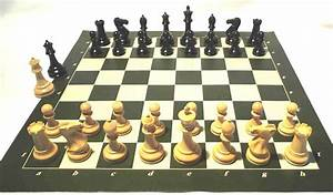 Leather Chess Boards By The House Of Aragon