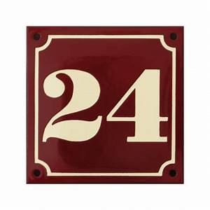 Plaque Numero Maison : num ro de maison bomb 15 x15 cm plaque maill e ~ Teatrodelosmanantiales.com Idées de Décoration