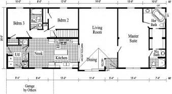 ranch floor plan fairhaven ranch style modular home pennwest homes model