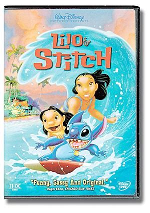 """Opening to lilo and stitch 2002 dvd. """"Lilo & Stitch,"""" out on DVD tomorrow, is likely to be this Christmas' must-have family movie."""