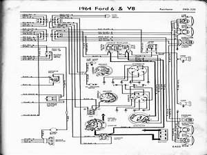 1969 Ford Galaxie 500 Wiring Diagram
