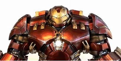Hulkbuster Iron Animated Lego Marvel Ironman Figurine