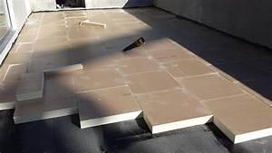 comment bien isoler un toit terrasse bienchezmoi With isolation toit terrasse bois
