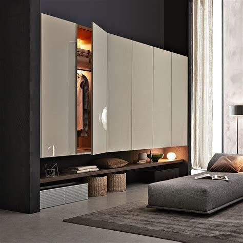 wall mounted closet wall mounted walk in contemporary wooden