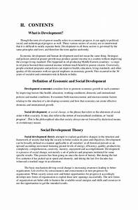 Persuasive Essay Example High School Short Essay On Social Development Definition Apa Essay Paper also Essay Proposal Example Essay On Social Development English Model Essays Essay Topics On  Science Essay Ideas