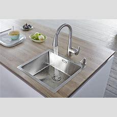Grohe Zedra Kitchen Sink Mixer Tap Stainless Steel