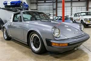 1978 Porsche 911 Sc Targa 90461 Miles Silver Coupe 3 0l H6