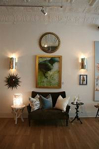 Cool setee in Dining Room Contemporary with Beautiful