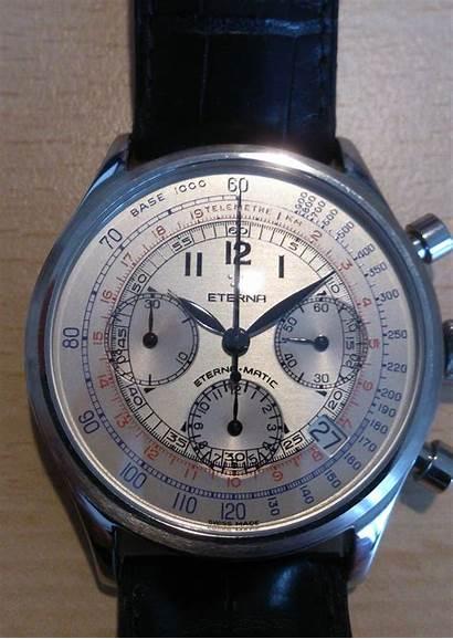 Eterna Chronograph Automatic Cambridge Nos Airforce Uhrforum