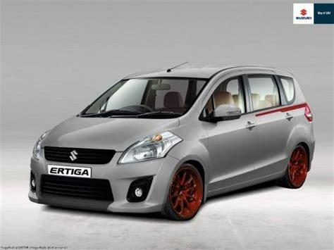 Modifikasi Suzuki Ertiga by Modifikasi Suzuki Ertiga 2014 Modif Mobil