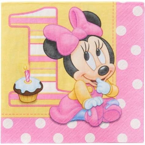 image anniversaire minnie