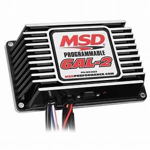 Msd Ignition Programmable Digital 6al