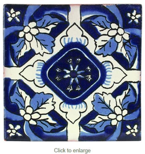 Talavera Tile Tucson Az by Blue White Talavera Tile Pp2194 15 Tiles
