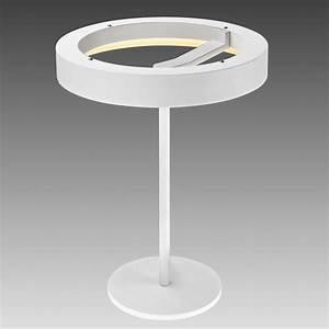 Lampe A Poser Led : lampe poser astro led blanc mat 30cm market set ~ Dailycaller-alerts.com Idées de Décoration