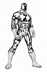 Panther Coloring Pages Printable Marvel Guile Print Colouring Getcolorings Deviantart Darryl Banks Arrow Green Colori Colorings Popular Drawings sketch template