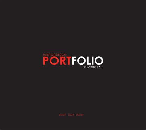 Interior Design Portfolio by ed